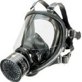 シゲマツ 直結式防毒マスク中濃度タイプ GM164 [254-9719] 【防毒マスク】[GM-164]
