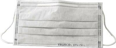 【送料無料!TRUSCO工具が安い(トラスコ中山)】TRUSCO フレッシュマスク 活性炭入り 50枚入り Mサイズ DPMFMM [402-9411] 【一般作業用マスク・花粉】[DPM-FM-M]
