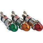 【送料無料!TRUSCO工具 激安特価(トラスコ中山)】坂詰製作所 ランプ交換型超高輝度LED表示灯(AC100V接続) φ16 DO8B6MAC100VRR [413-1703] 【表示灯】[DO8-B6M-AC100V-R/R]