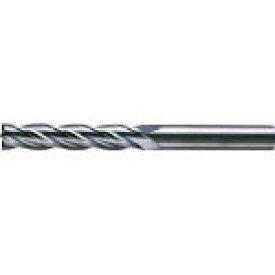 【送料無料!TRUSCO工具が安い(トラスコ中山)】三菱 4枚刃超硬センタカットエンドミル(ロング刃長) ノンコート 10mm C4LCD1000 [659-3500] 【超硬スクエアエンドミル】[C4LCD1000]