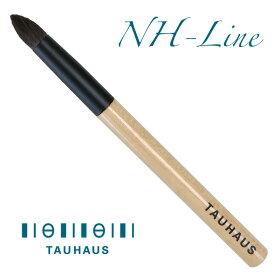 熊野筆 化粧筆 TAUHAUS タウハウス 《熊野筆》 NH-Line メイクブラシアイシャドウブラシ(馬・つくし)【RCP】