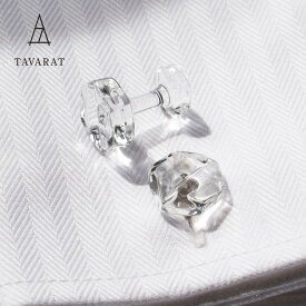 [タバラット]カフス カフスボタン 日本製 ガラス ボルト型 メンズ フォーマル ブランド Tps-093 ギフト ラッピング無料