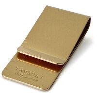マネークリップメンズ日本製真鍮製TAVARATTps-006(ゆうパケット送料無料)