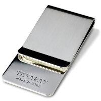 [タバラット]マネークリップメンズ日本製真鍮製コンパクトブランド薄型札ばさみおしゃれサテーナ加工Tps-006