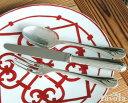 クリストフル パール スタンダードスプーン&フォーク&ナイフ3点セット 【カトラリー】【ラッキーシール対応】