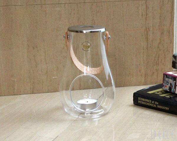 ホルムガード ランタン/デザイン ウィズ ライト 4343502 クリアS 16cm 【キャンドルホルダー Lantern フラワーベース】[SpringSale]
