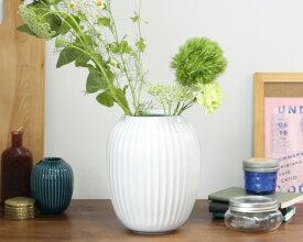 ケーラー ハンマースホイ ベース Mサイズ 200mm ホワイト Kahler Hammershoi 【花瓶】