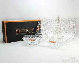 ナハトマン ボサノバ 90026 バリューパック(セット) レクタングラープレート 28cm 1枚&スクエアボウル12cm 2個 【セット お皿】【ラッキーシール対応】