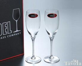 リーデル VINUM(ヴィノム) 9416/48(6416/48) ヴィンテージシャンパンペア 【グラス シャンパングラス セット】【あす楽対応】