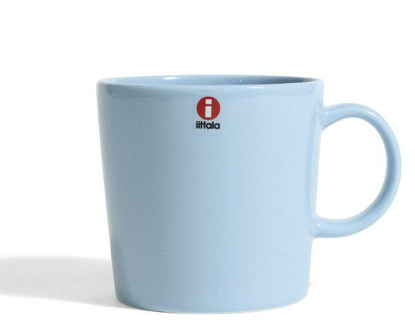 イッタラ ティーマ マグ ライトブルー 300ml 365783 【耐熱 電子レンジ対応 マグカップ】【ラッキーシール対応】