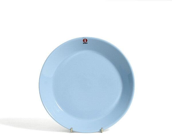 イッタラ ティーマ ライトブルー プレート 17cm 365785 【耐熱 電子レンジ対応 お皿】【ラッキーシール対応】