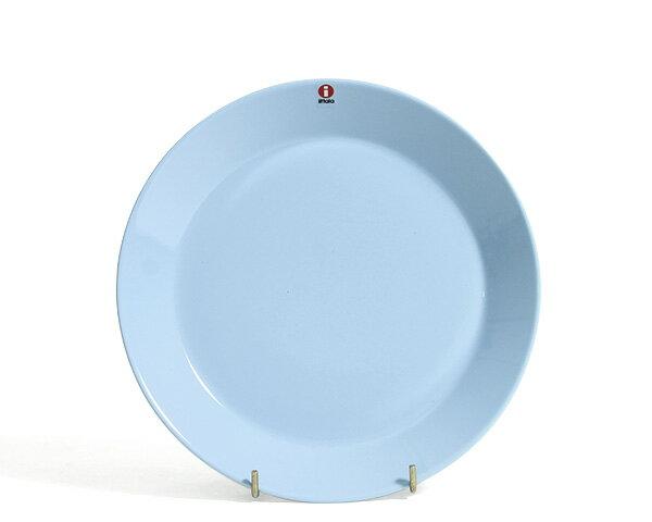 イッタラ ティーマ ライトブルー プレート 21cm 365786 【耐熱 電子レンジ対応 お皿】