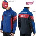 【スバルSTI】SUBARU/STIチームジャケット「心」デザイン(S/M/L/XL/3L)撥水ジャケット【SUBARUオフィシャル】チームウェアSTSG1910102…