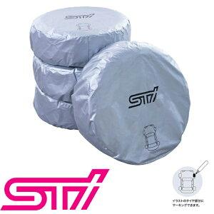【STI-スバル】マーカー付きタイヤカバー(単品販売)【CAc】