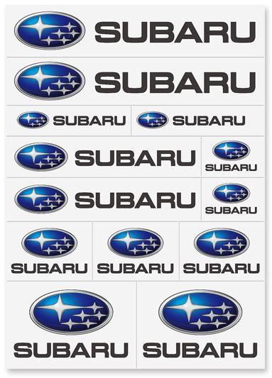 【スバル純正品】SUBARU スバル オリジナルステッカースペシャルFHTR13036000【SaM】【ゆうパケット(メール便)OK】【コンビニ受取対応商品】