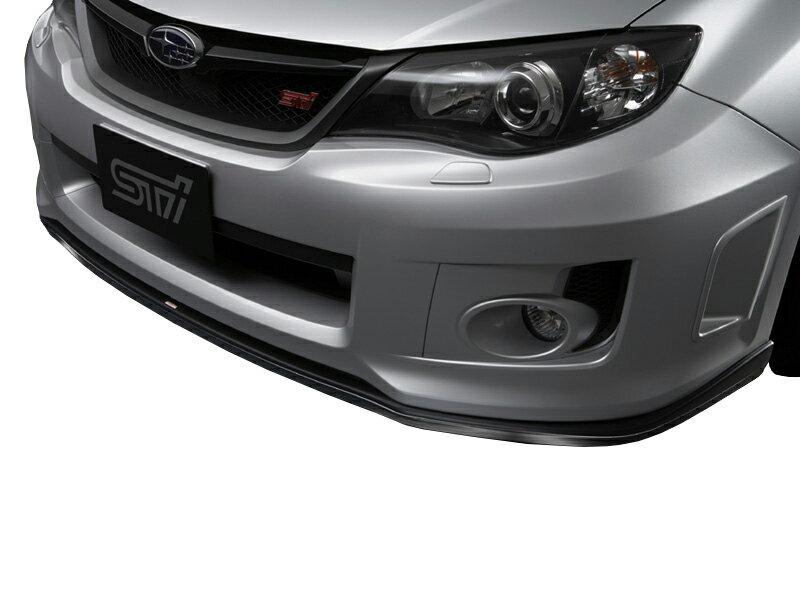 【STI-スバル】【代引不可】E2417SG000##フロントバンパースカート/SJフォレスター(A型〜D型)※18インチホイール車用【SaM】
