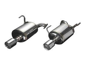 【STI-スバル】【代引不可】新型SUBARUフォレスター(SJ)用「スポーツマフラー」ターボ(SJG)用左右2本出しST44300SF000