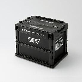 【STI-スバル】【スバル純正】STSG17100150 折りたたみコンテナ S