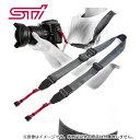 STSG19100390【スバル】STIカメラストラップPRO イージースライダー付きプロモデルストラップ STIグッズ