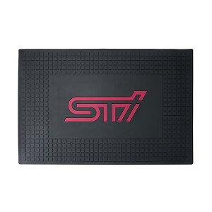 【スバル純正品】【STI】STSG19100500STIラバーマット
