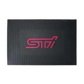 【スバル純正品】【STI】STSG19100500 STI ラバーマット