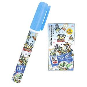 【 ディズニー 】 トイ・ストーリー ペン型スティックのり 63632 カミオジャパン メール便可