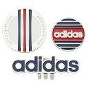 アディダスゴルフ(adidas Golf) ツインクリップマーカー/ネイビー/ホワイト /AWS45/A15788