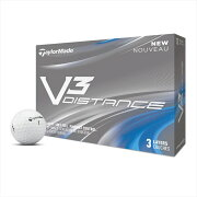 テーラーメイドゴルフ(TaylorMadeGolf)V3DistanceBALL/V3ディスタンスボール