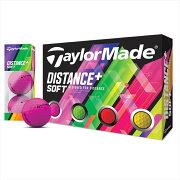 テーラーメイドゴルフ(TaylorMadeGolf)ディスタンスプラスソフトマルチカラー/Distance+softmulti