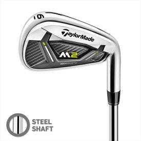 テーラーメイドゴルフ(TaylorMade Golf) M2 アイアンスチールシャフト 2019/REAX88 HL スチール【6本セット】