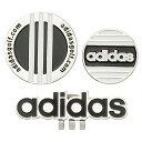 アディダスゴルフ(adidas Golf) ツインクリップマーカー/ブラック /AWS45/A15792