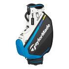 テーラーメイド ゴルフ グローバルツアーカートバッグ/ホワイト