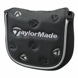 テーラーメイド ゴルフ メタルT パターカバー マレット/ブラック
