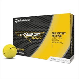 テーラーメイドゴルフ(TaylorMade Golf) RBZ Soft YLW BALL / RBZ ソフトボールイエロー