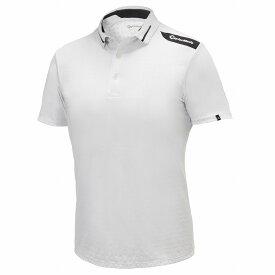 テーラーメイドゴルフ(TaylorMade Golf) テイラードクール S/S ポロ/ホワイト /KY668 /U32821