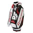 テーラーメイドゴルフ(TaylorMade Golf) CB100V TM オーセンティック CB/ホワイト/レッド /ST062/N02575