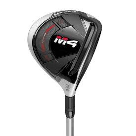 テーラーメイド ゴルフ M4 ウィメンズフェアウェイウッド 2021/カーボンシャフト