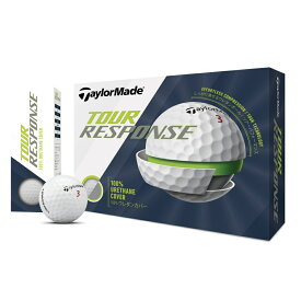 テーラーメイドゴルフ(TaylorMade Golf) ツアーレスポンス ボール