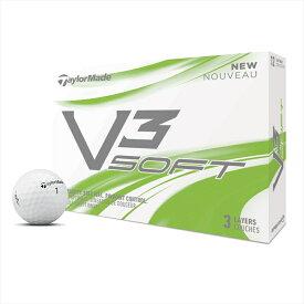 テーラーメイドゴルフ(TaylorMade Golf) V3 Soft BALL / V3ソフトボール