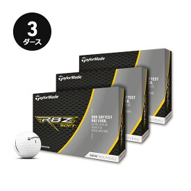 テーラーメイドゴルフ(TaylorMade Golf) 【お買い得セット】 RBZ Soft BALL / RBZ ソフトボール3ダースセット