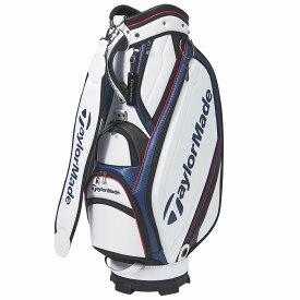 テーラーメイドゴルフ(TaylorMade Golf) オーステック キャディバッグ/ホワイト/ネイビー /KY830 /M72293