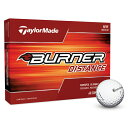 テーラーメイドゴルフ(TaylorMade Golf) BURNER DISTANCE / バーナー ディスタンス ボール