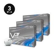 テーラーメイドゴルフ(TaylorMadeGolf)【お買い得セット】V3DistanceBALL/V3ディスタンスボール3ダースセット