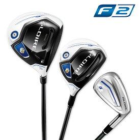 テーラーメイドゴルフ(TaylorMade Golf) 【お買い得セット】 グローレ F (GLOIRE F) カーボンR/7本セット(DR10.5R・FW#3R・アイアンカーボンR #6-P)