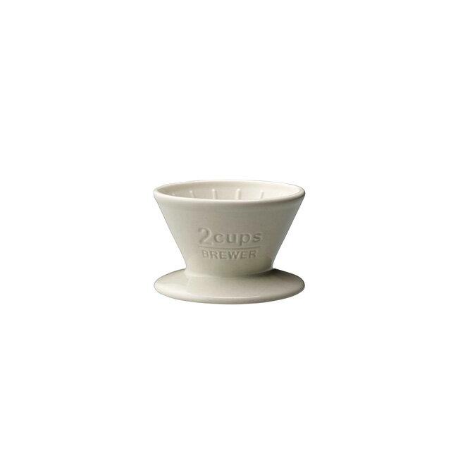 KINTO/キントー SCS-02-BR ブリューワー 2cups 全2色 【 SLOW COFFEE STYLE スローコーヒースタイル ジャグ 付属品 コーヒー用品 キッチン用品 デザイン シンプル おしゃれ 】 ポイント10倍