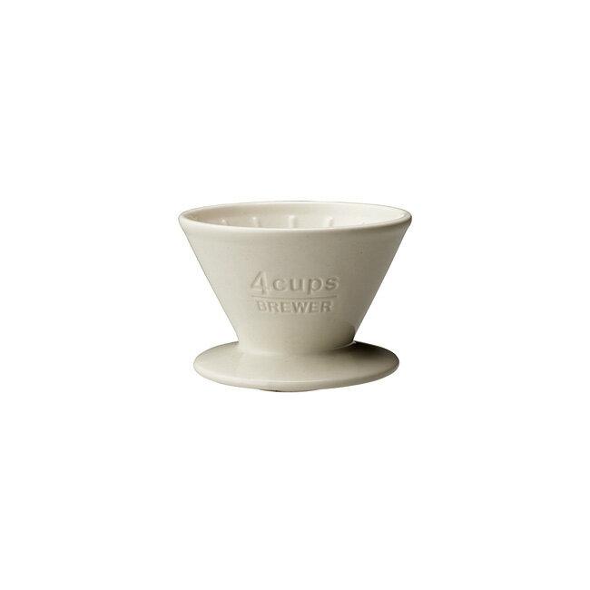 KINTO/キントー SCS-04-BR ブリューワー 4cups 全2色 【 SLOW COFFEE STYLE スローコーヒースタイル ジャグ 付属品 コーヒー用品 キッチン用品 デザイン シンプル おしゃれ 】 ポイント10倍