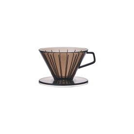 KINTO/キントー SCS-02-BR-CGY ブリューワー 2cups クリアグレー 27649 【 SLOW COFFEE STYLE スローコーヒースタイル ジャグ 付属品 コーヒー用品 キッチン用品 デザイン シンプル おしゃれ 】 ポイント10倍