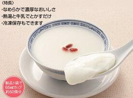 イナショク 【業務用】 クリーミー杏仁 (杏仁豆腐の素 濃厚タイプ) 800g
