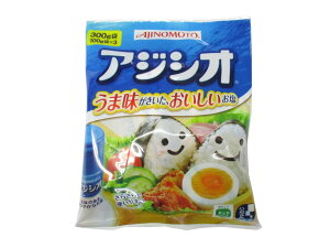 【業務用】味の素 アジシオ 300g(100g×3袋)