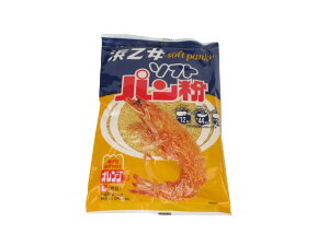 浜乙女 ソフトパン粉 オレンジ L 200g